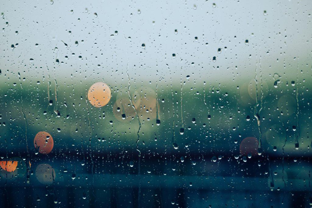 window-raindrops