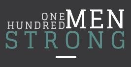 100 Men Strong gray